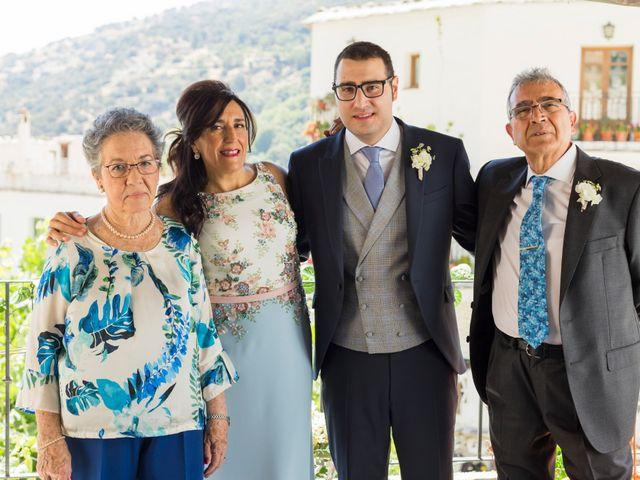 La boda de Juanjo y Alexandra en Bubion, Granada 9
