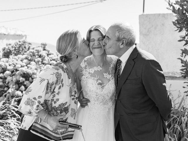 La boda de Juanjo y Alexandra en Bubion, Granada 21