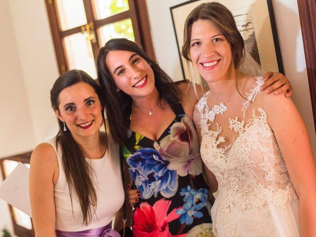 La boda de Juanjo y Alexandra en Bubion, Granada 22