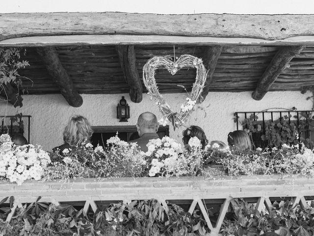 La boda de Juanjo y Alexandra en Bubion, Granada 24