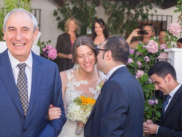 La boda de Juanjo y Alexandra en Bubion, Granada 25