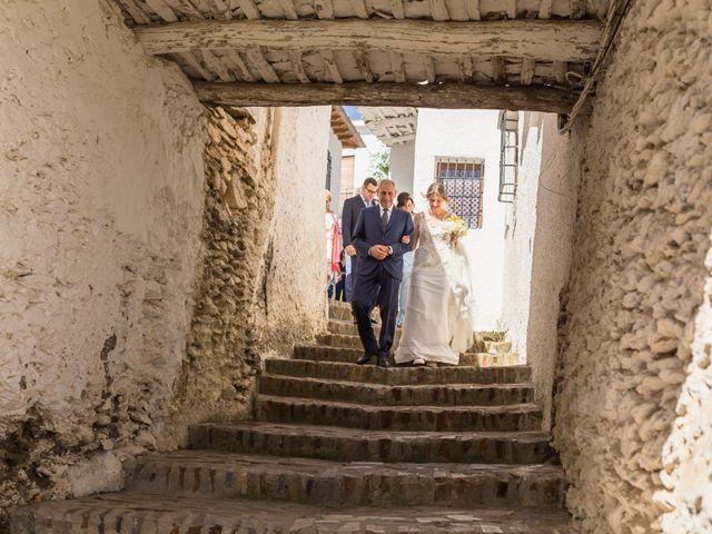 La boda de Juanjo y Alexandra en Bubion, Granada 27
