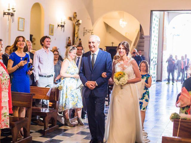 La boda de Juanjo y Alexandra en Bubion, Granada 30