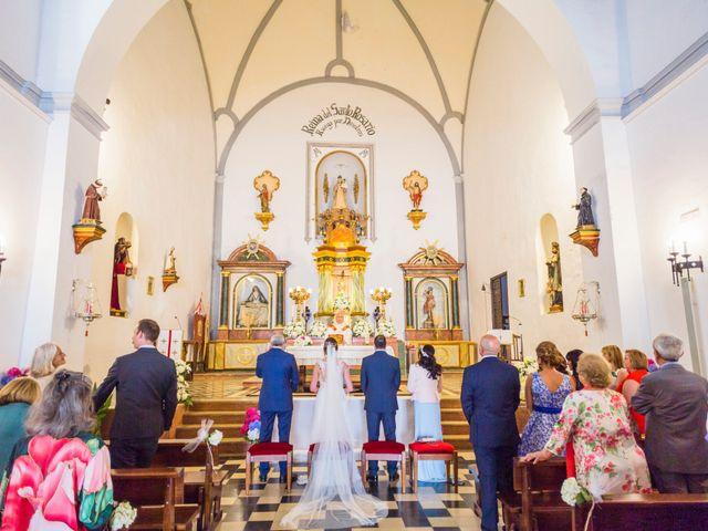 La boda de Juanjo y Alexandra en Bubion, Granada 31