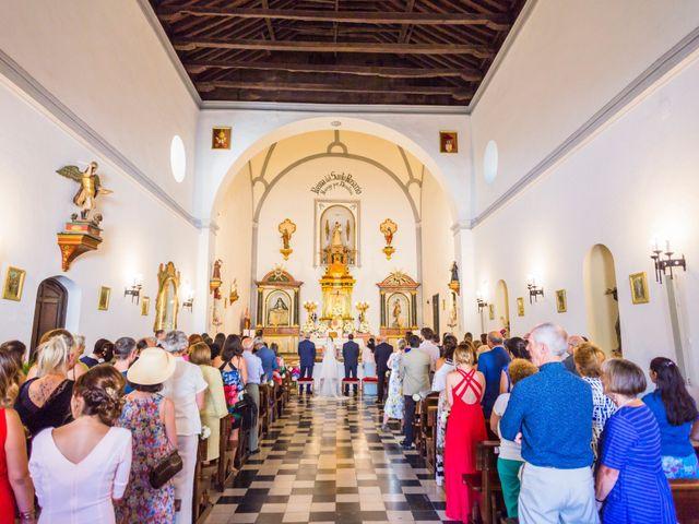 La boda de Juanjo y Alexandra en Bubion, Granada 32