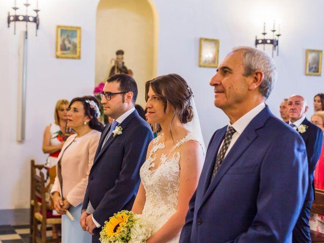 La boda de Juanjo y Alexandra en Bubion, Granada 33