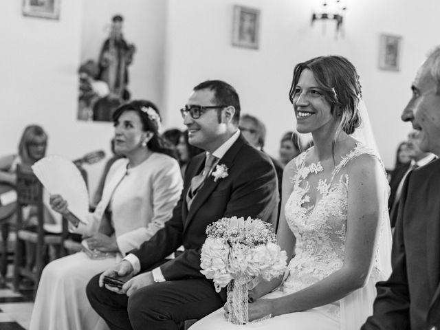 La boda de Juanjo y Alexandra en Bubion, Granada 35