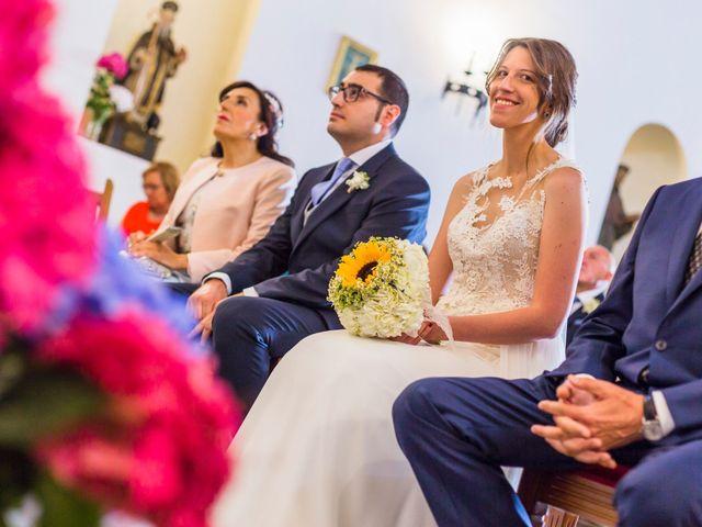 La boda de Juanjo y Alexandra en Bubion, Granada 36