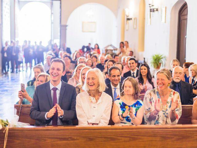 La boda de Juanjo y Alexandra en Bubion, Granada 37