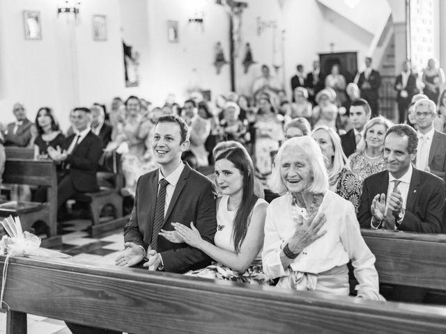 La boda de Juanjo y Alexandra en Bubion, Granada 40