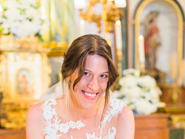 La boda de Juanjo y Alexandra en Bubion, Granada 42
