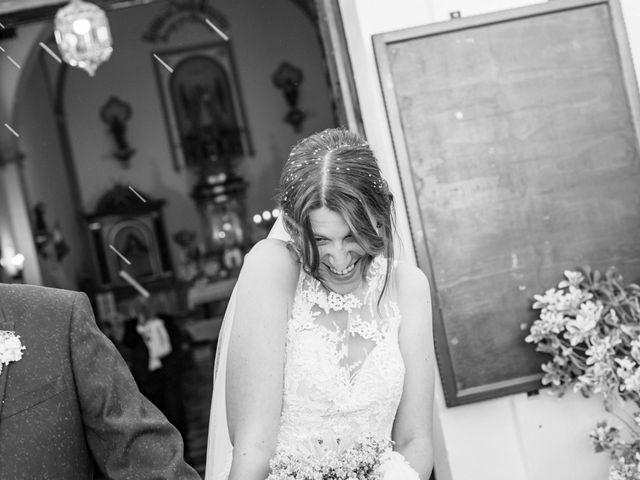 La boda de Juanjo y Alexandra en Bubion, Granada 44