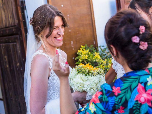 La boda de Juanjo y Alexandra en Bubion, Granada 46