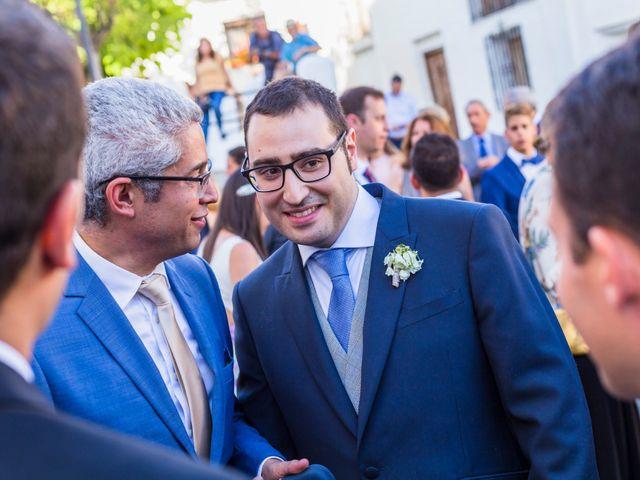 La boda de Juanjo y Alexandra en Bubion, Granada 47