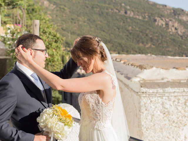 La boda de Juanjo y Alexandra en Bubion, Granada 48