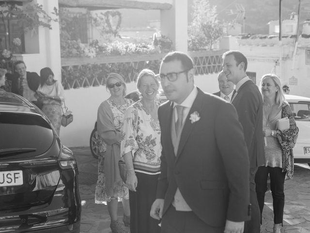 La boda de Juanjo y Alexandra en Bubion, Granada 50