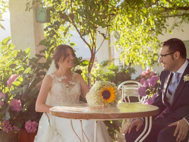 La boda de Juanjo y Alexandra en Bubion, Granada 51