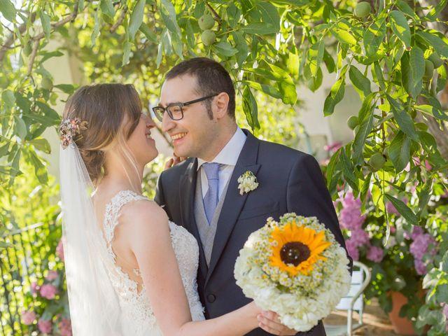 La boda de Juanjo y Alexandra en Bubion, Granada 52
