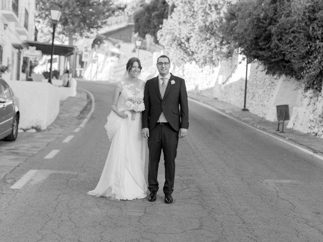 La boda de Juanjo y Alexandra en Bubion, Granada 53