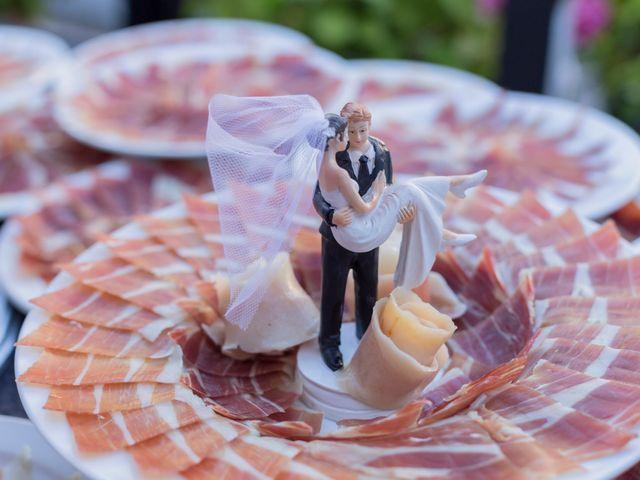 La boda de Juanjo y Alexandra en Bubion, Granada 55