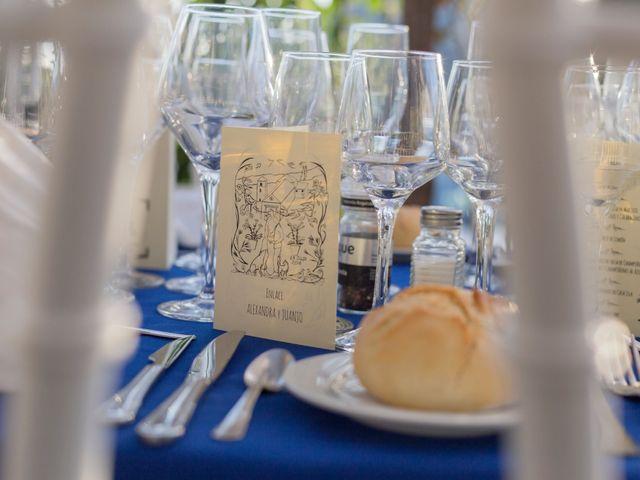 La boda de Juanjo y Alexandra en Bubion, Granada 56