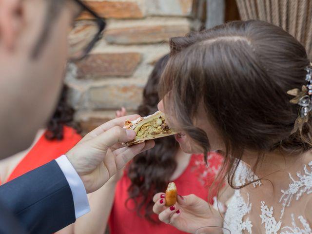La boda de Juanjo y Alexandra en Bubion, Granada 58