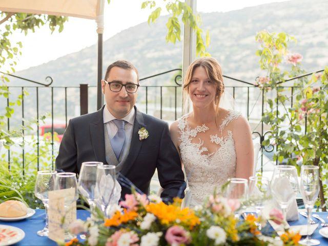 La boda de Juanjo y Alexandra en Bubion, Granada 59