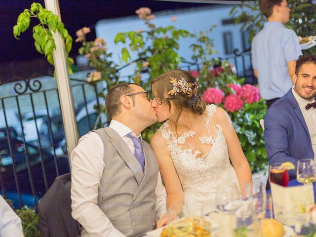 La boda de Juanjo y Alexandra en Bubion, Granada 60