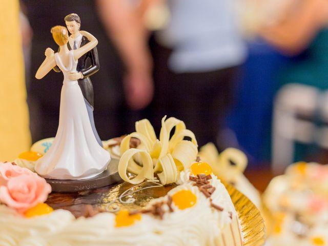 La boda de Juanjo y Alexandra en Bubion, Granada 62