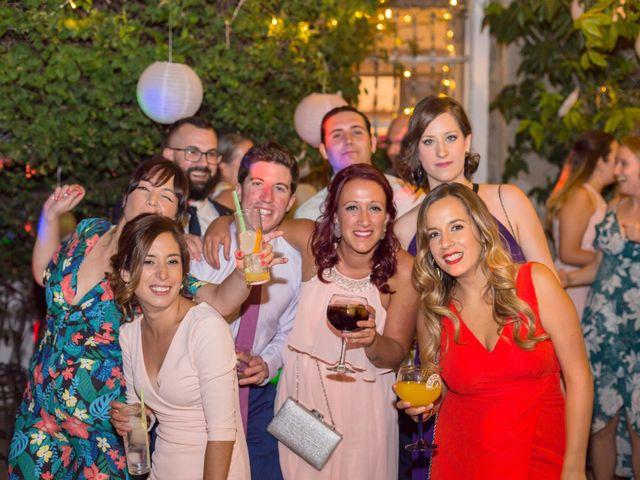La boda de Juanjo y Alexandra en Bubion, Granada 72