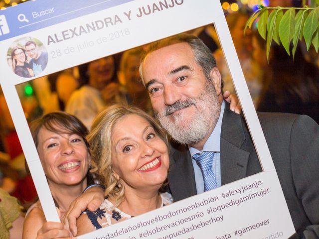 La boda de Juanjo y Alexandra en Bubion, Granada 74