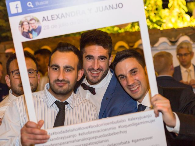 La boda de Juanjo y Alexandra en Bubion, Granada 75