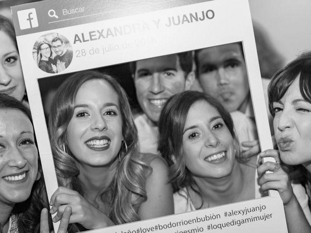 La boda de Juanjo y Alexandra en Bubion, Granada 76
