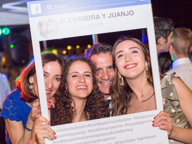 La boda de Juanjo y Alexandra en Bubion, Granada 77