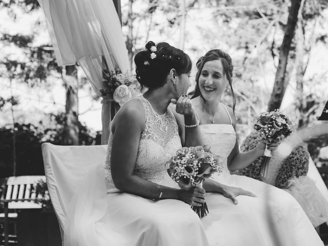 La boda de Sandra y Natàlia en Barcelona, Barcelona 10