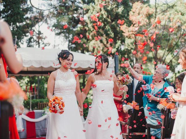La boda de Sandra y Natàlia en Barcelona, Barcelona 15
