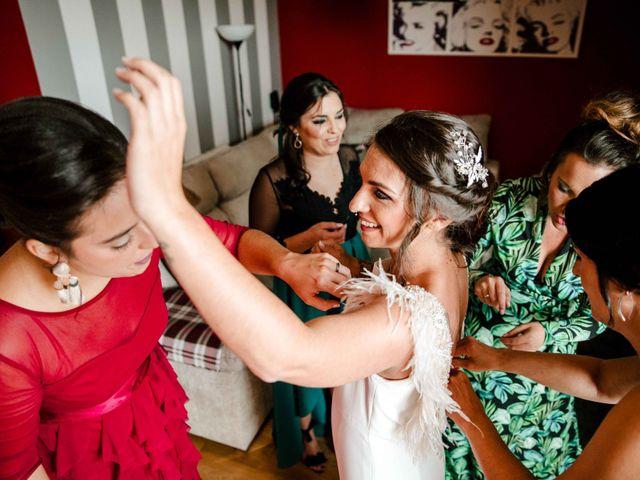 La boda de Nano y Maria en Logroño, La Rioja 11