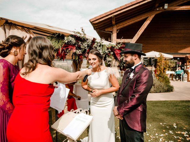 La boda de Nano y Maria en Logroño, La Rioja 21