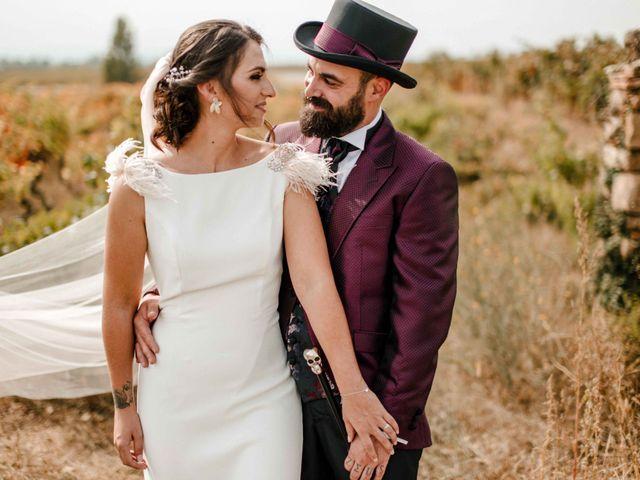 La boda de Nano y Maria en Logroño, La Rioja 41