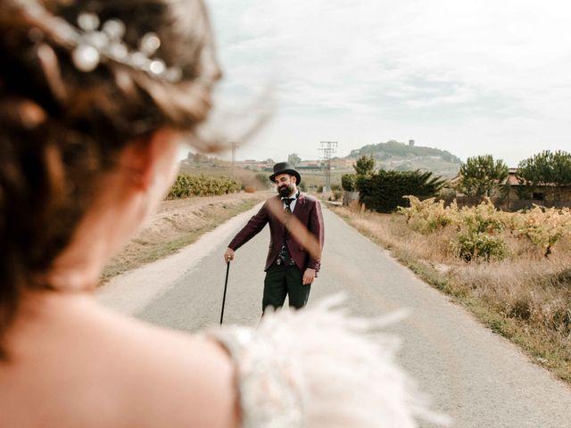 La boda de Nano y Maria en Logroño, La Rioja 45