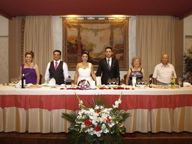 La boda de Andres y Rosi en Alora, Málaga 5