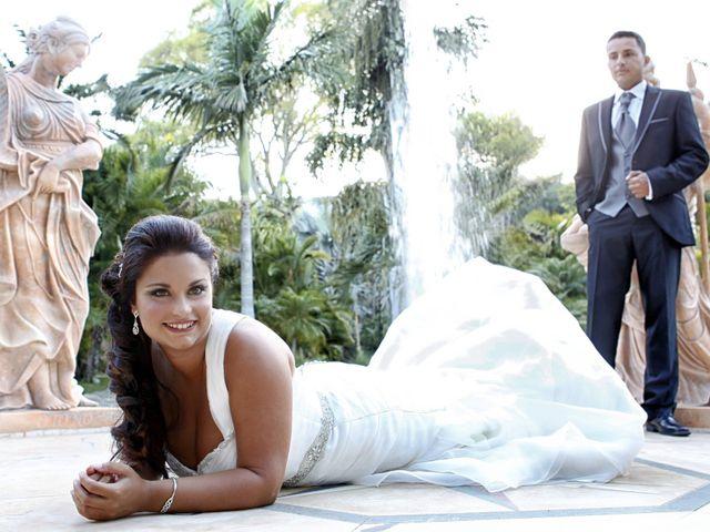 La boda de Andres y Rosi en Alora, Málaga 7