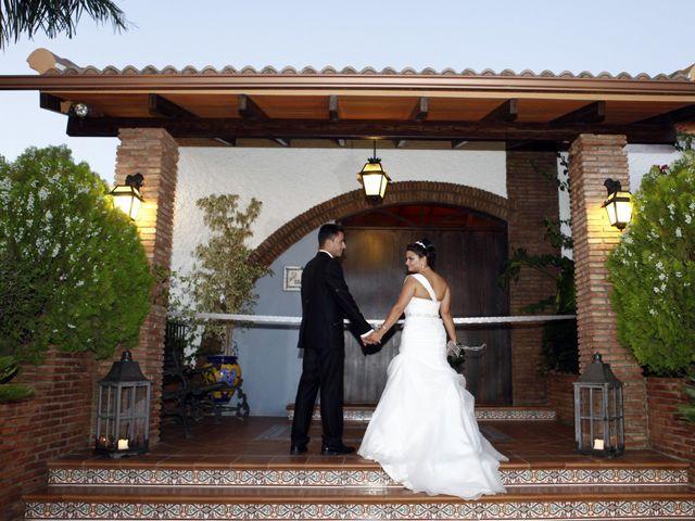 La boda de Andres y Rosi en Alora, Málaga 8