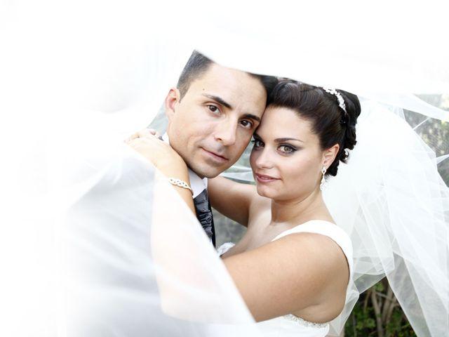 La boda de Rosi y Andres