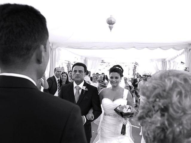 La boda de Andres y Rosi en Alora, Málaga 12
