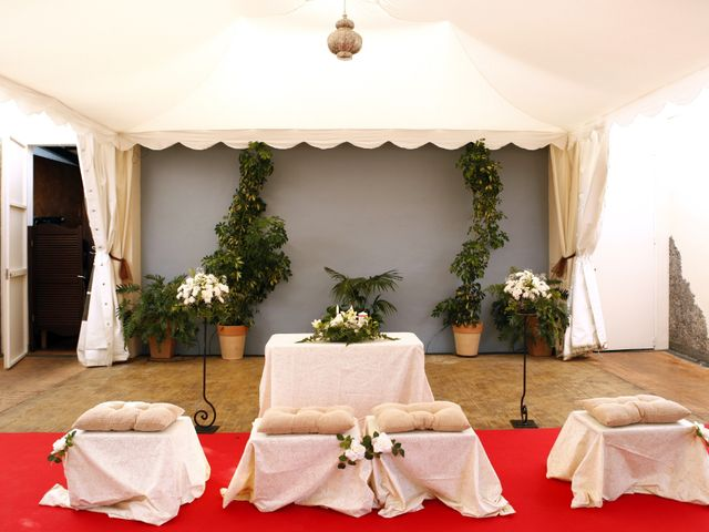 La boda de Andres y Rosi en Alora, Málaga 15