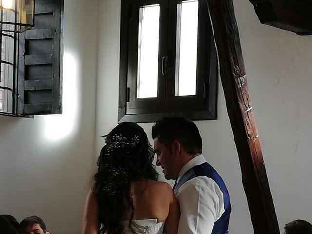 La boda de Eva y Jesús  en Rivas De Jarama, Madrid 1