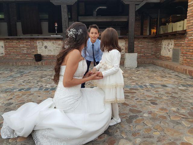 La boda de Eva y Jesús  en Rivas De Jarama, Madrid 2