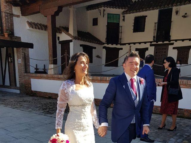 La boda de Eva y Jesús  en Rivas De Jarama, Madrid 5