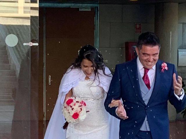 La boda de Eva y Jesús  en Rivas De Jarama, Madrid 10
